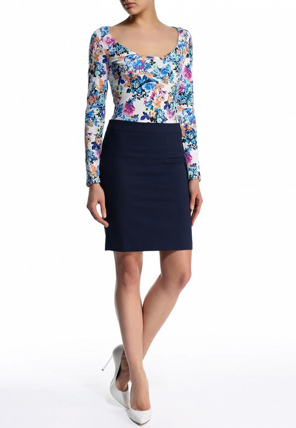 Прямая юбка Bestia 51800151: изображение 3