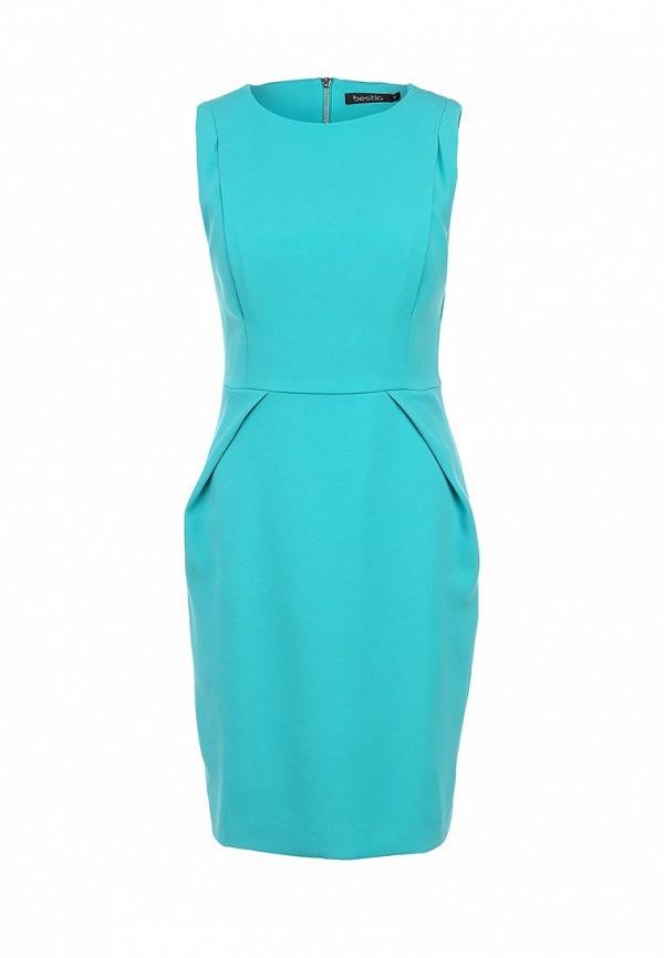 Платье-миди Bestia 52000385: изображение 1