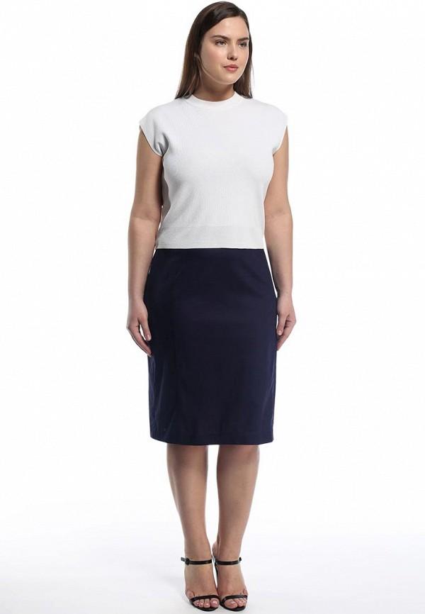 Прямая юбка Bestia Donna 51800158: изображение 4