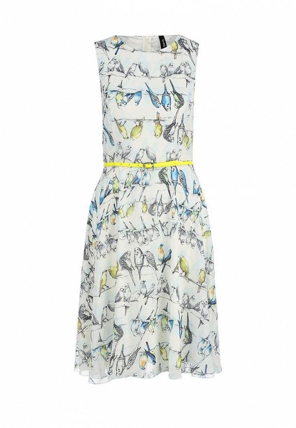 Платье-миди Bestia 52000415: изображение 1