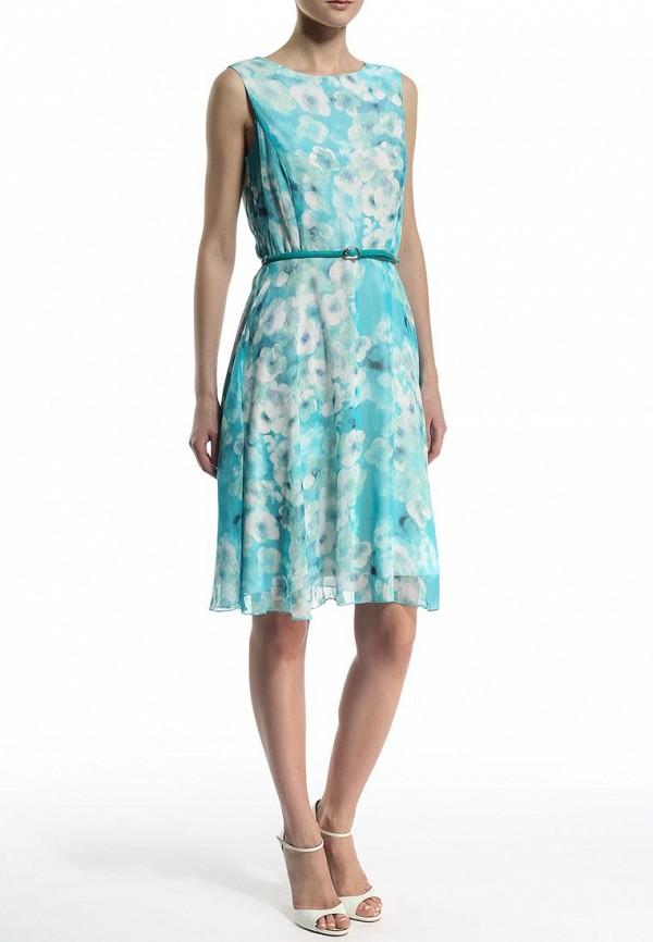 Платье-миди Bestia 52000415: изображение 3