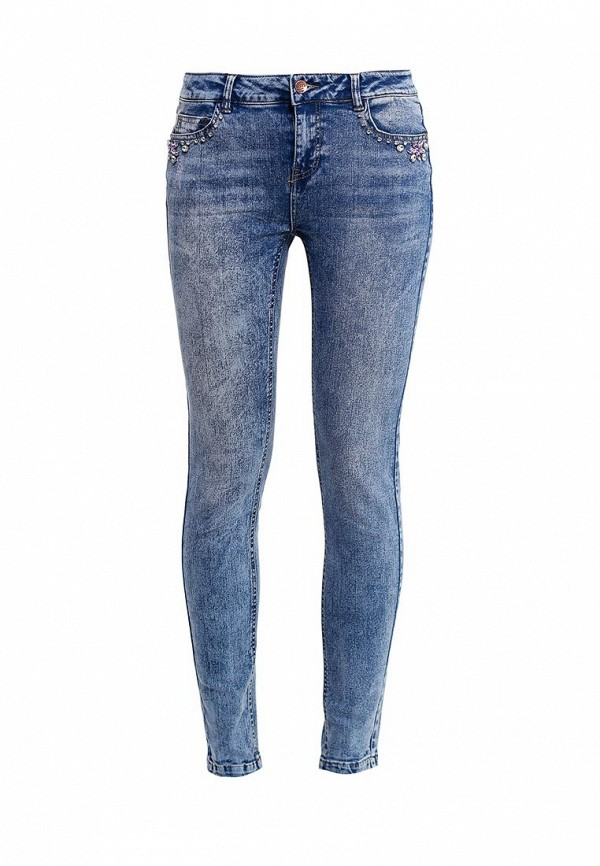 Зауженные джинсы Bestia 54400050: изображение 1