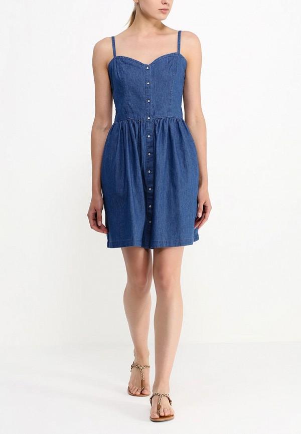 Платье-мини Bestia 54600020: изображение 3