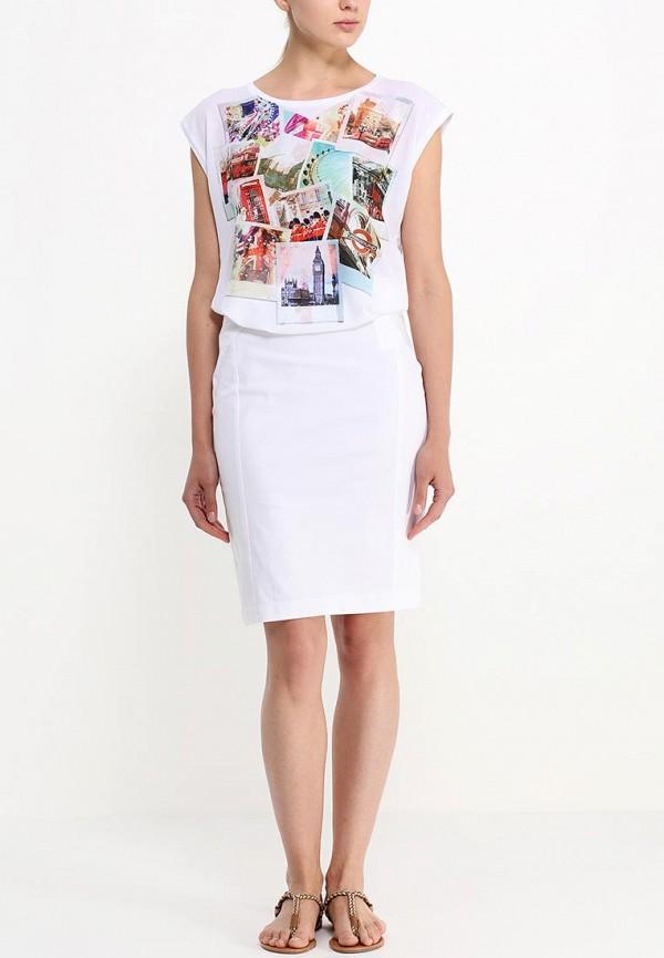 Прямая юбка Bestia 51800165: изображение 4