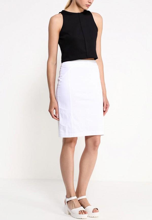 Прямая юбка Bestia 51800165: изображение 5