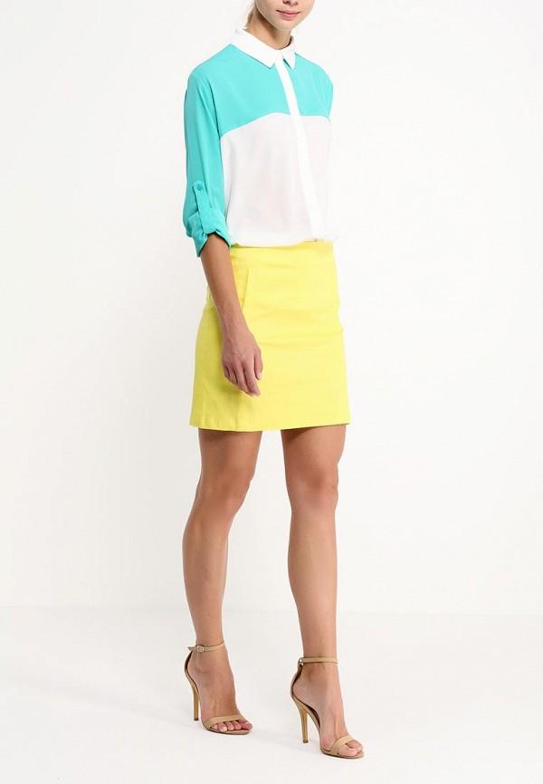 Прямая юбка Bestia 51800173: изображение 3