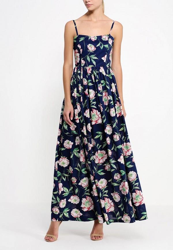 Платье-макси Bestia 52000427: изображение 3