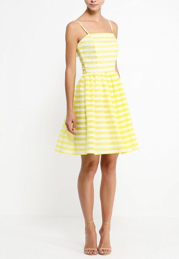 Платье-мини Bestia 52000431: изображение 3