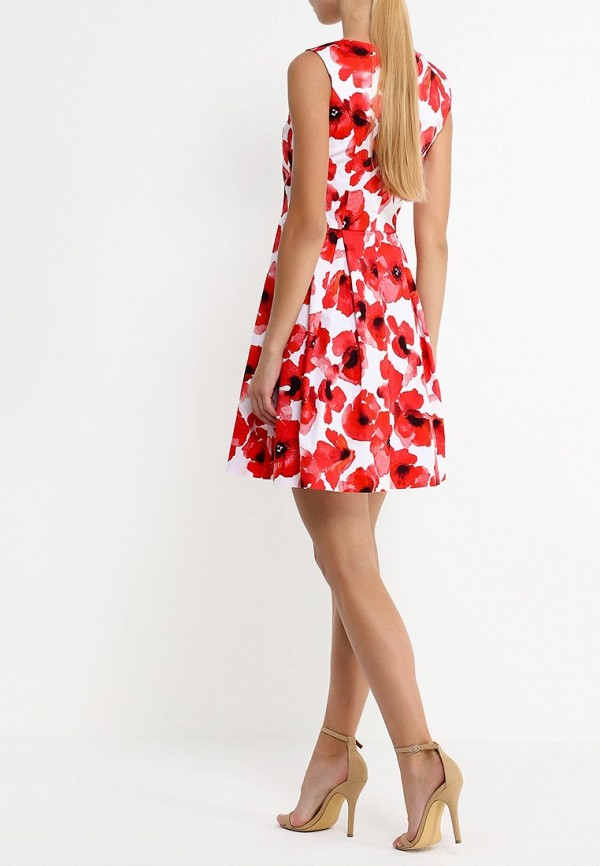Платье-миди Bestia 52000443: изображение 4