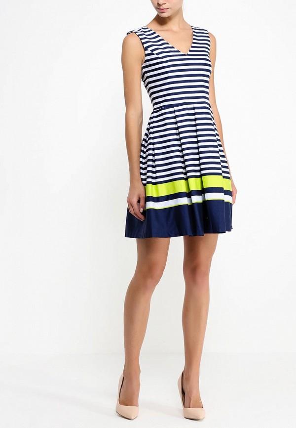 Платье-миди Bestia 52000443: изображение 3