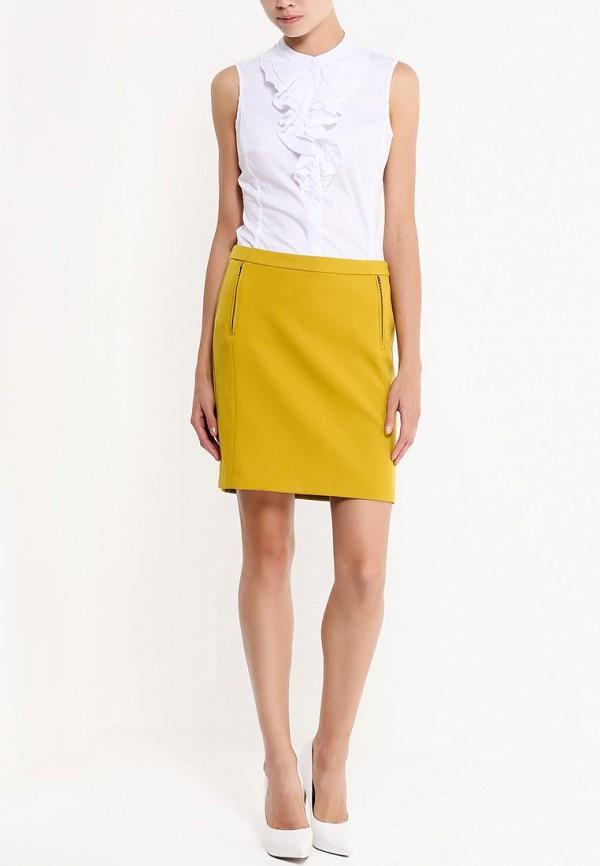 Прямая юбка Bestia 51800174: изображение 3