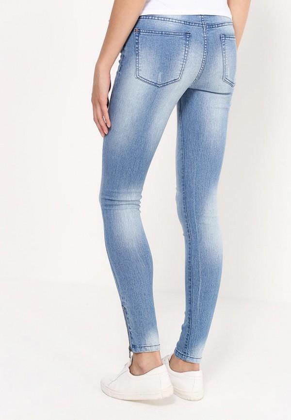 Зауженные джинсы Bestia 54400052: изображение 4