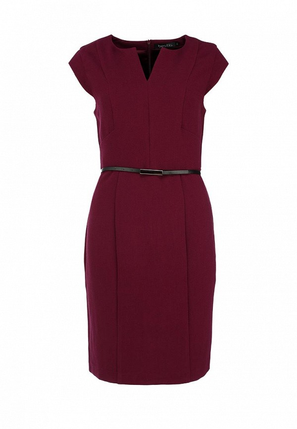 Платье-миди Bestia 52000474: изображение 1
