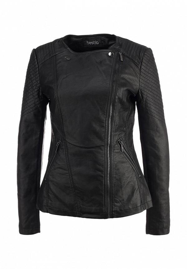 Кожаная куртка Bestia 51400042: изображение 1