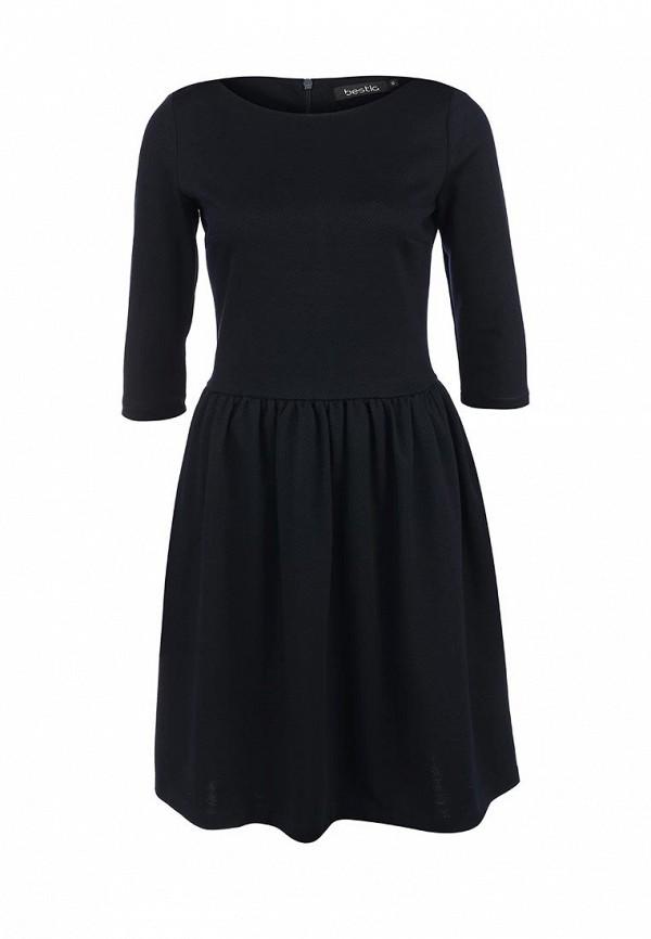 Платье-миди Bestia 52000473: изображение 1