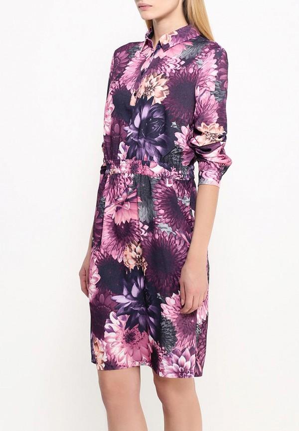 Платье-миди Bestia 52000513: изображение 3