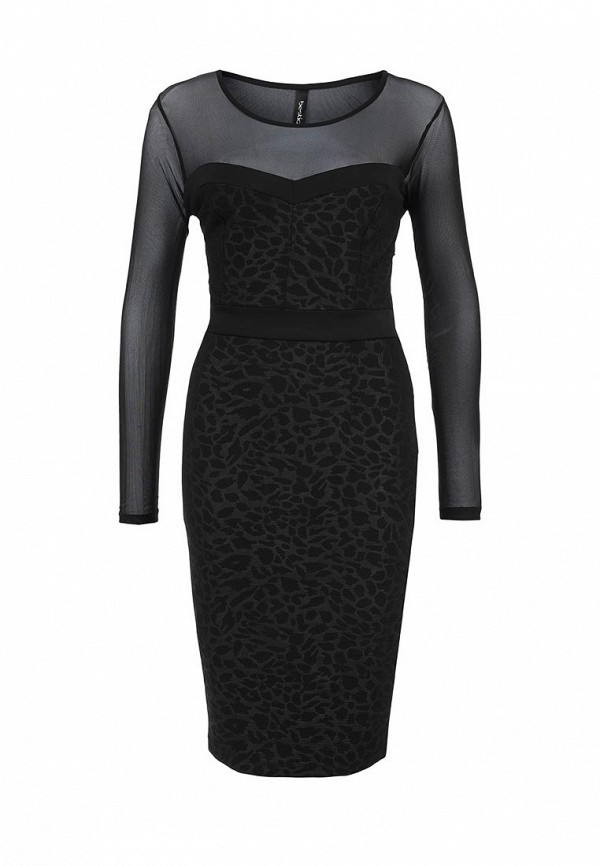 Платье-миди Bestia 52000546: изображение 1