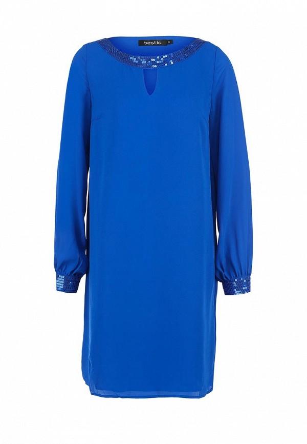 Платье-миди Bestia 52000548: изображение 1