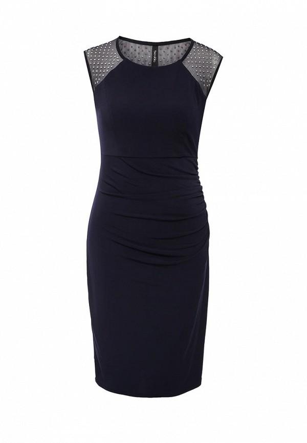 Платье-миди Bestia 52000531: изображение 1