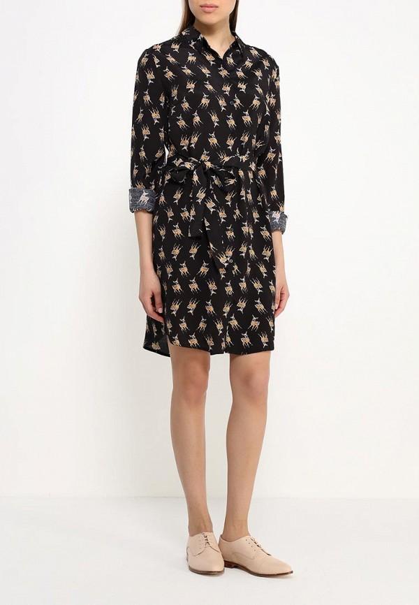 Платье-миди Bestia 40200200068: изображение 3