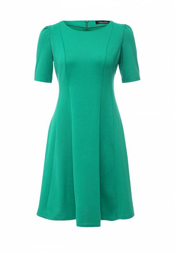 Платье-миди Bestia 40200200073: изображение 1