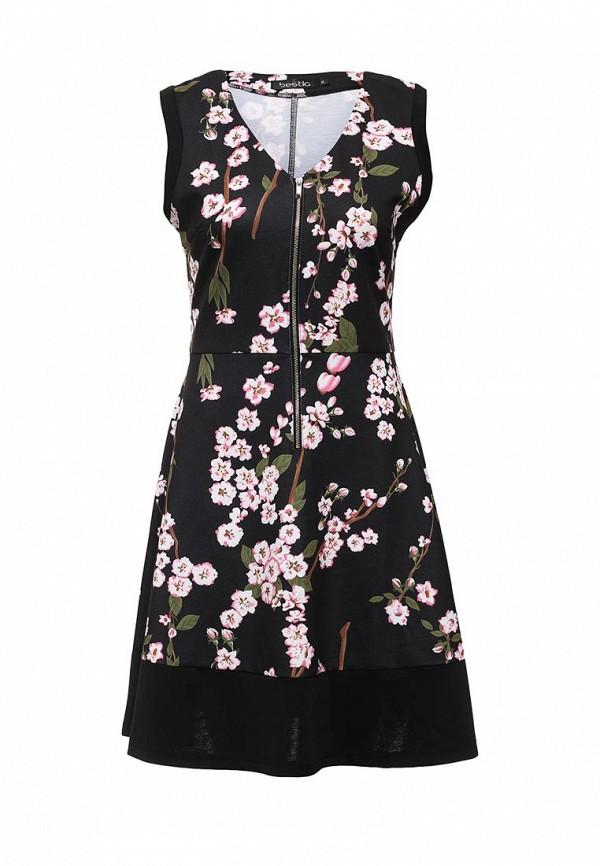 Платье-миди Bestia 40200200071: изображение 1