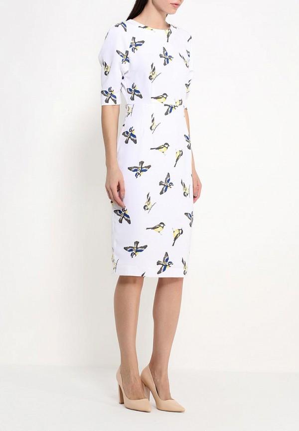 Платье-миди Bestia 40200200075: изображение 3