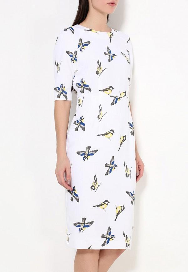 Платье-миди Bestia 40200200075: изображение 4