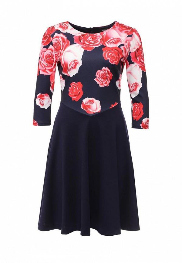 Платье-миди Bestia 40200200101: изображение 1