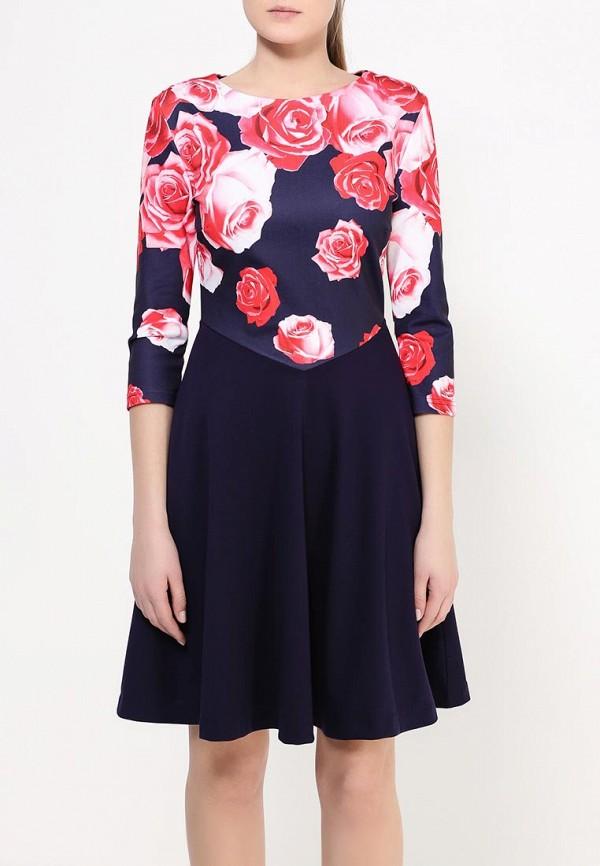 Платье-миди Bestia 40200200101: изображение 3