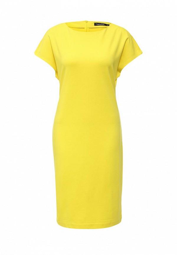 Платье-миди Bestia 40200200102