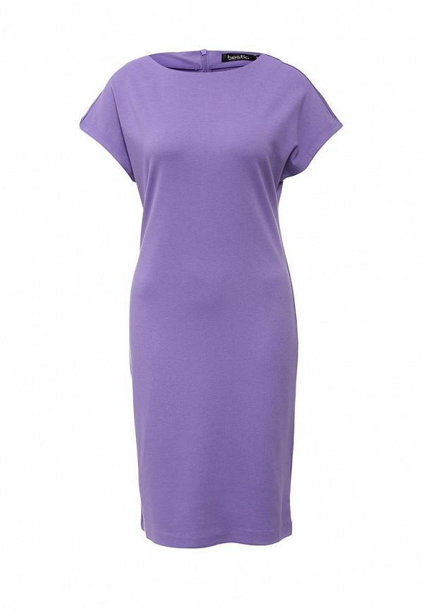 Платье-миди Bestia 40200200102: изображение 1