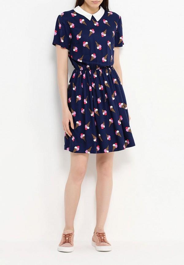 Платье-миди Bestia 40200200100: изображение 2