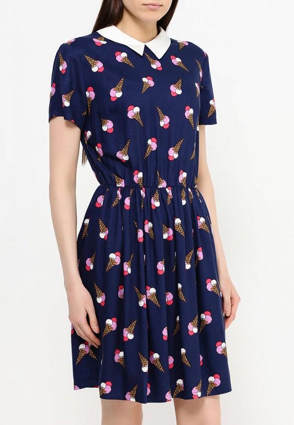 Платье-миди Bestia 40200200100: изображение 3