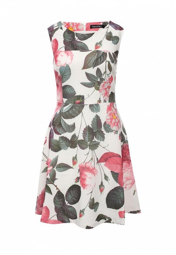 Платье-миди Bestia 40200200107: изображение 1