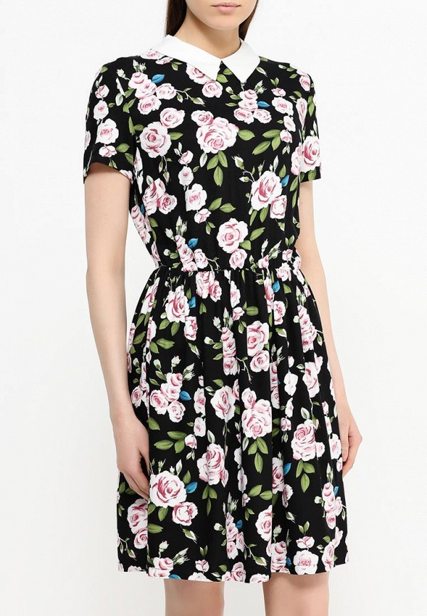Платье-миди Bestia 40200200100: изображение 7