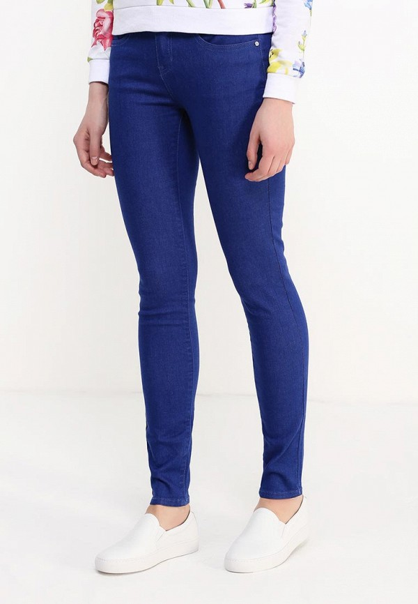 Зауженные джинсы Bestia 40200160043: изображение 3
