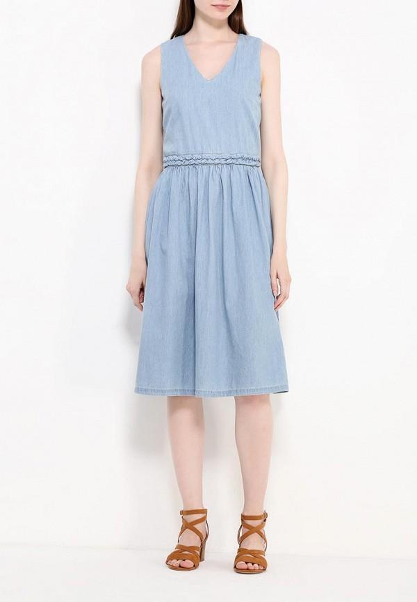 Платье-миди Bestia 40200200152: изображение 4