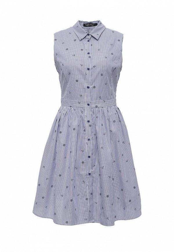 Платье-миди Bestia 40200200155: изображение 2