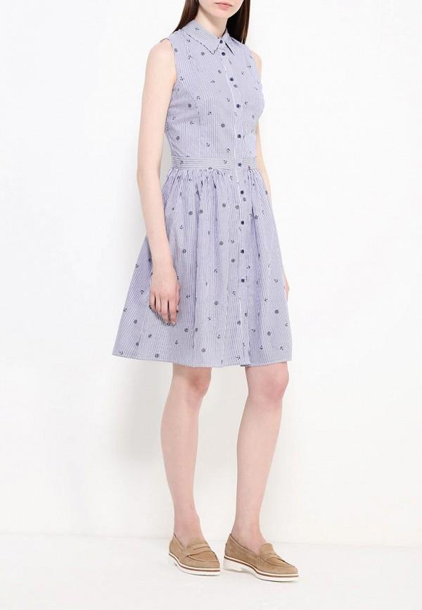 Платье-миди Bestia 40200200155: изображение 3
