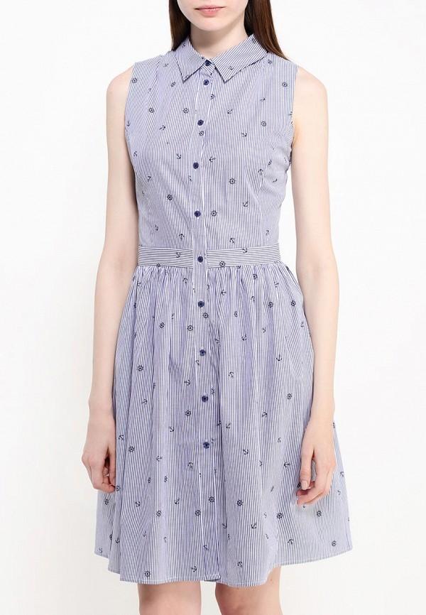 Платье-миди Bestia 40200200155: изображение 6