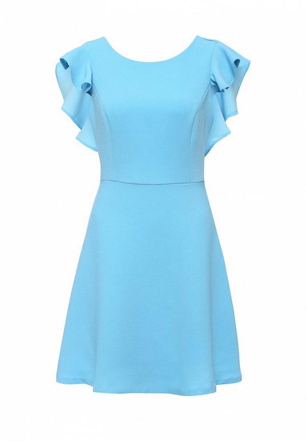 Платье-миди Bestia 40200200160: изображение 1