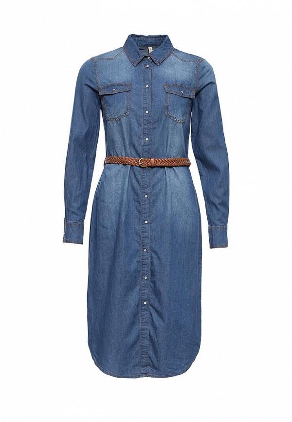 Платье-миди Bestia 40200200170: изображение 1