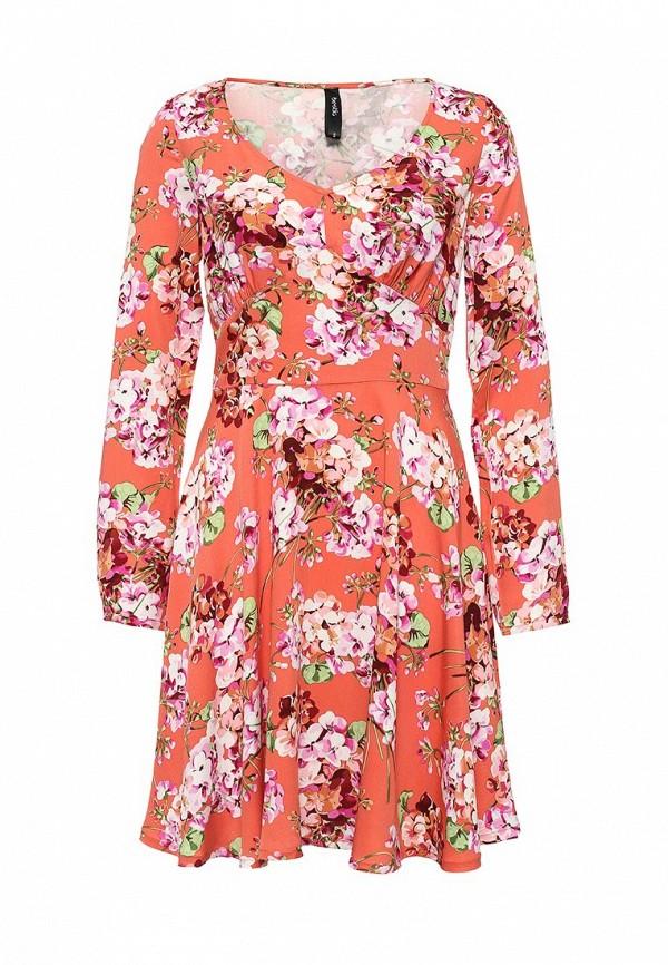 Платье-миди Bestia 40200200173: изображение 1