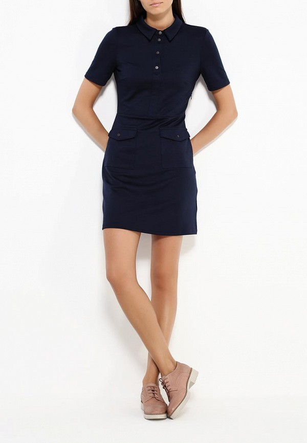 Платье-миди Bestia 40200200186: изображение 2