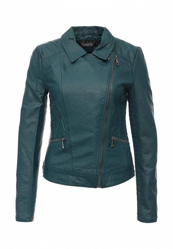Кожаная куртка Bestia 40200130052: изображение 1