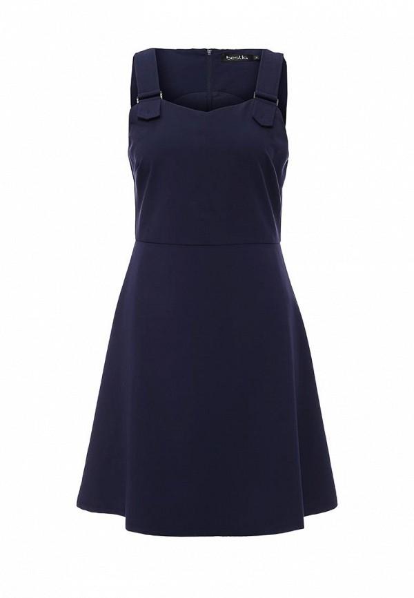 Платье-миди Bestia 40200200182