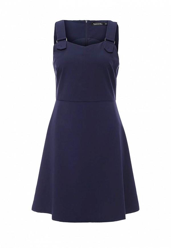 Платье-миди Bestia 40200200182: изображение 2