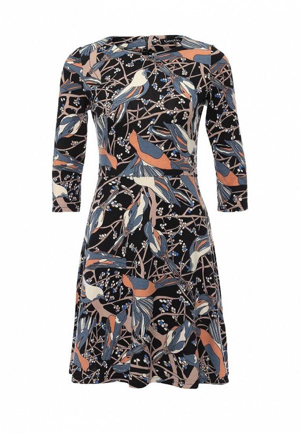 Платье-миди Bestia 40200200184: изображение 1