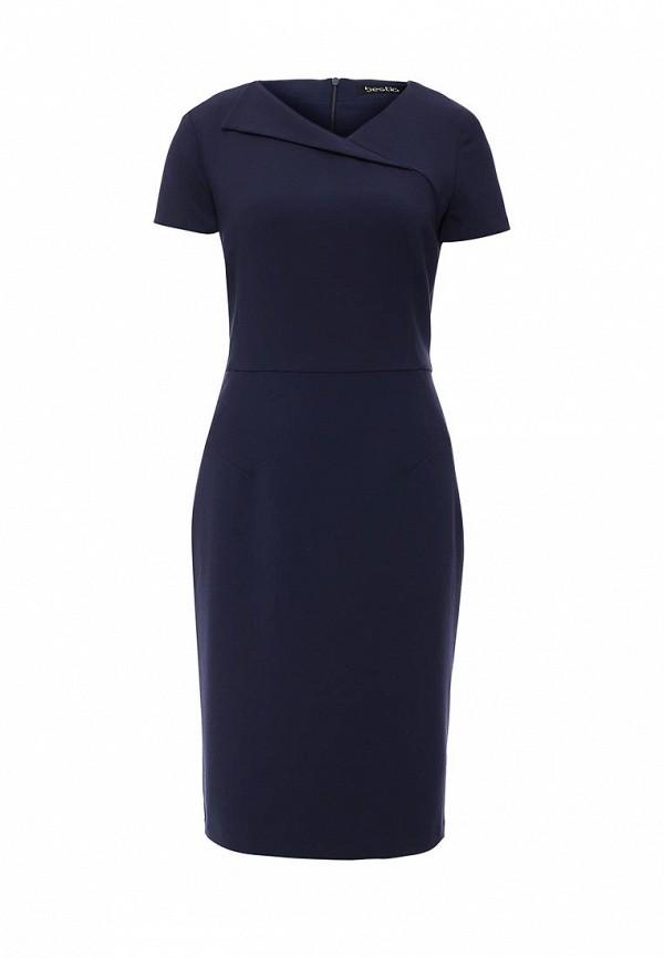 Платье-миди Bestia 40200200180: изображение 1
